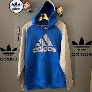 Adidas Climawarm Men's Logo Hoodie Size XL